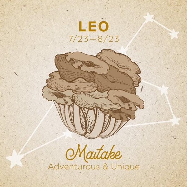 Leo-Maitake