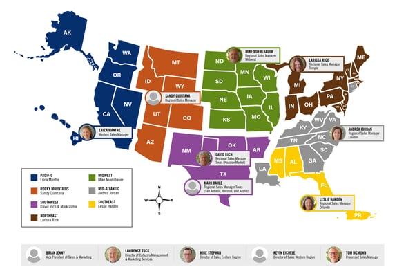 MontereyMushrooms-Sales-Rep-Map