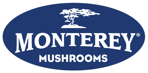 monterey mushrooms blue and white logo