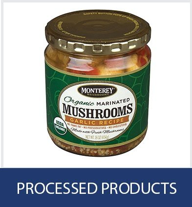Processed Mushrooms