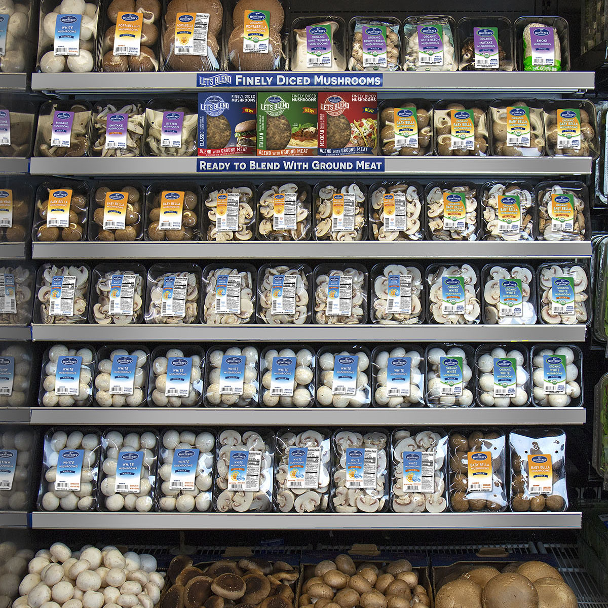 Monterey Mushrooms Products