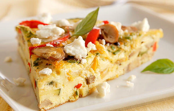 vegetable-frittata