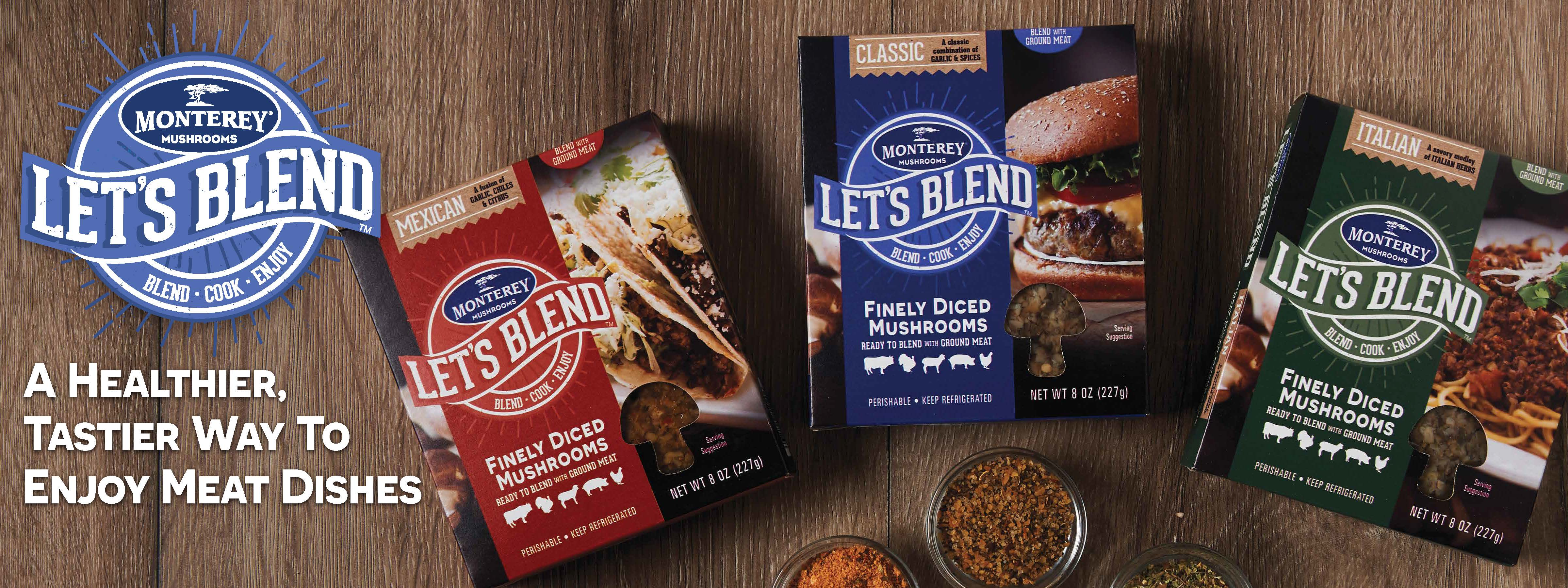 Announcing our new product: Let's Blend®!