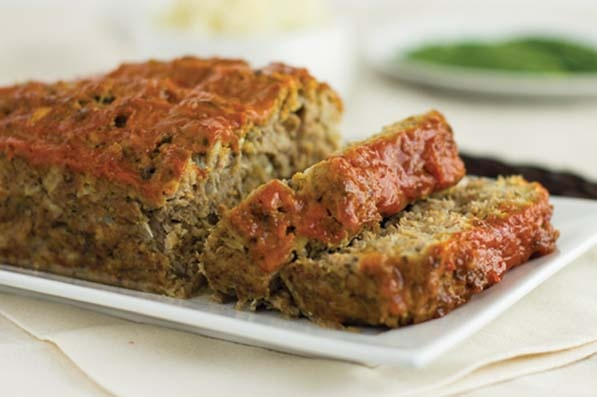 Let's Blend®Turkey Meatloaf