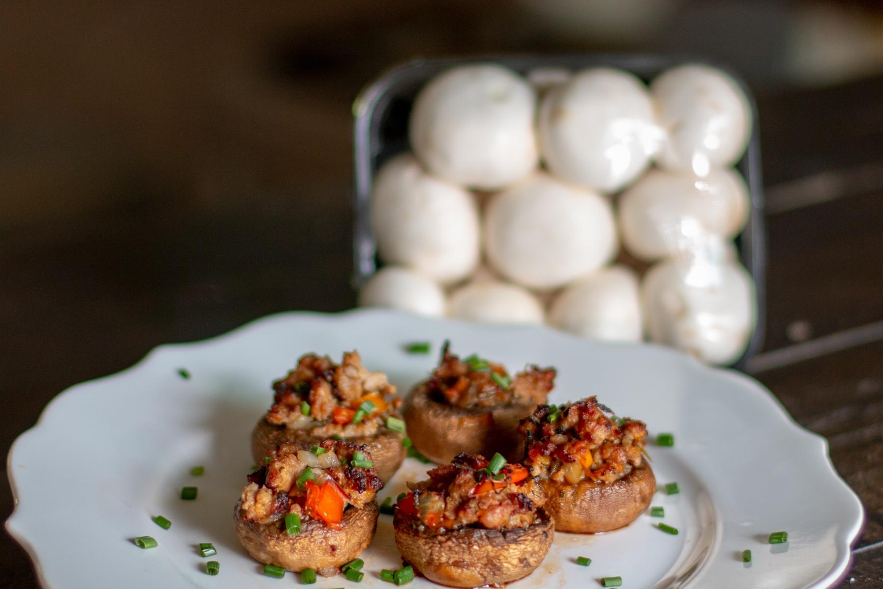 Stuffed-Mushrooms-Peppers-5
