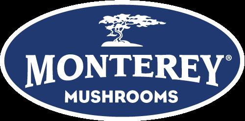 Monterey Mushrooms blue and white logo